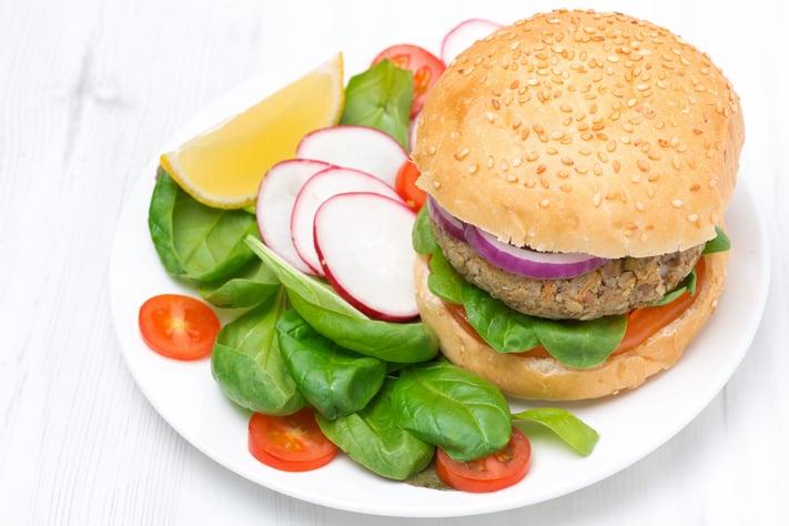 Active Wellness Burger