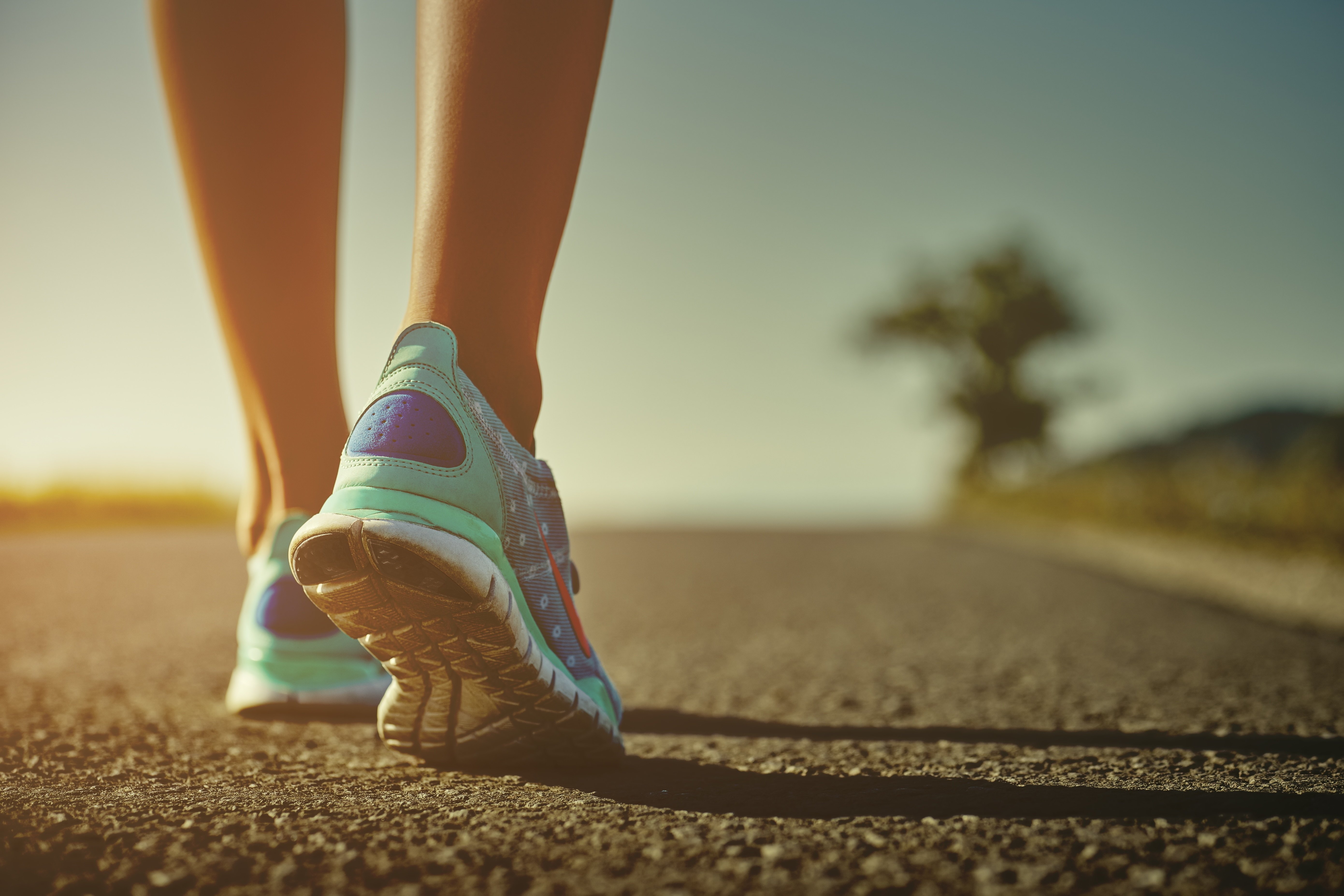 Walking with Active Wellness