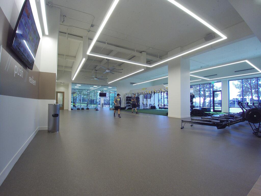 Active Wellness, Fitness Center Design