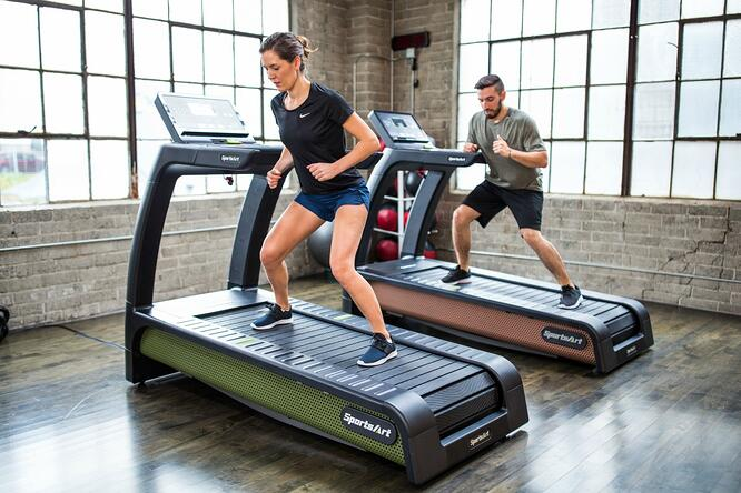 ECO Verde Treadmills