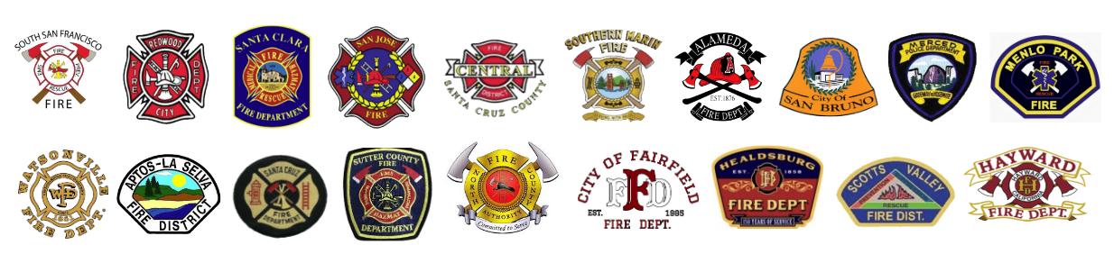 FireFlex Dept Logos