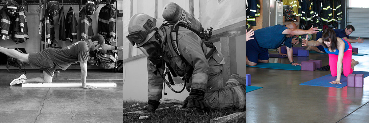 Firefighter strength