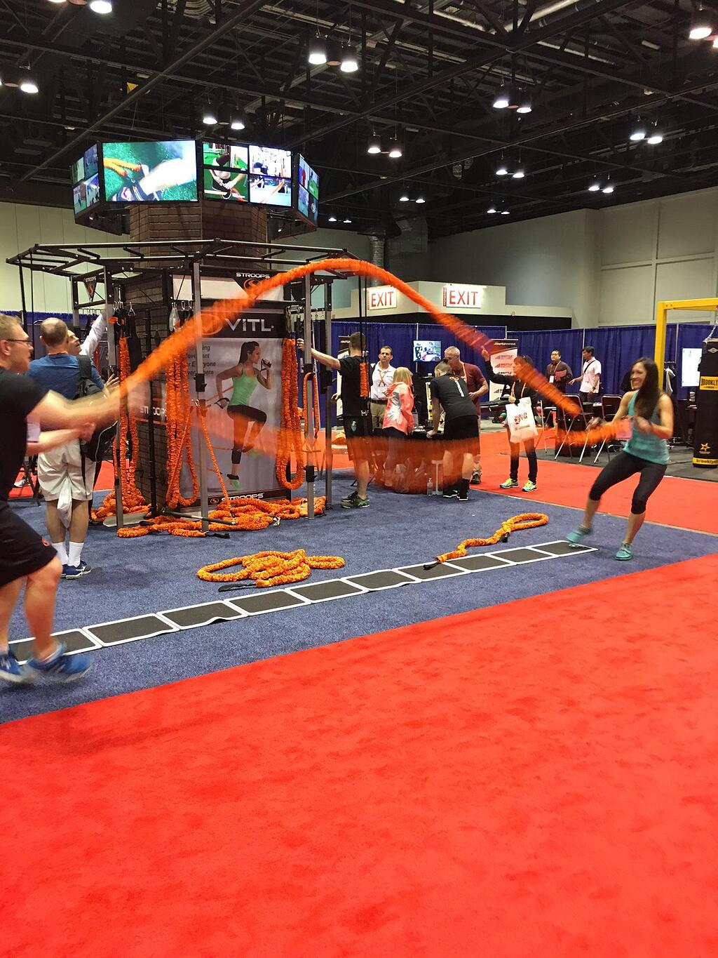 IHRSA, IHRSA 2016,  Functional Training, Active Wellness