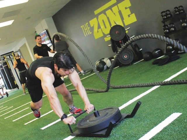 The Zone - Active Wellness