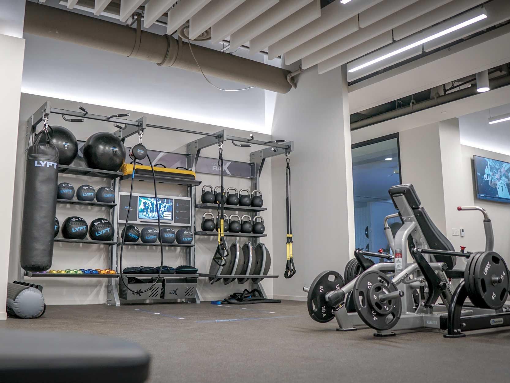 Fitness Floor_Active Wellness Design