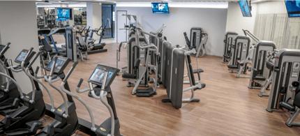 Active Wellness Fitness Center Design