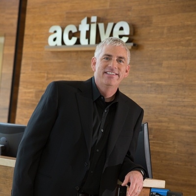 Bill McBride is CEO of Active Wellness