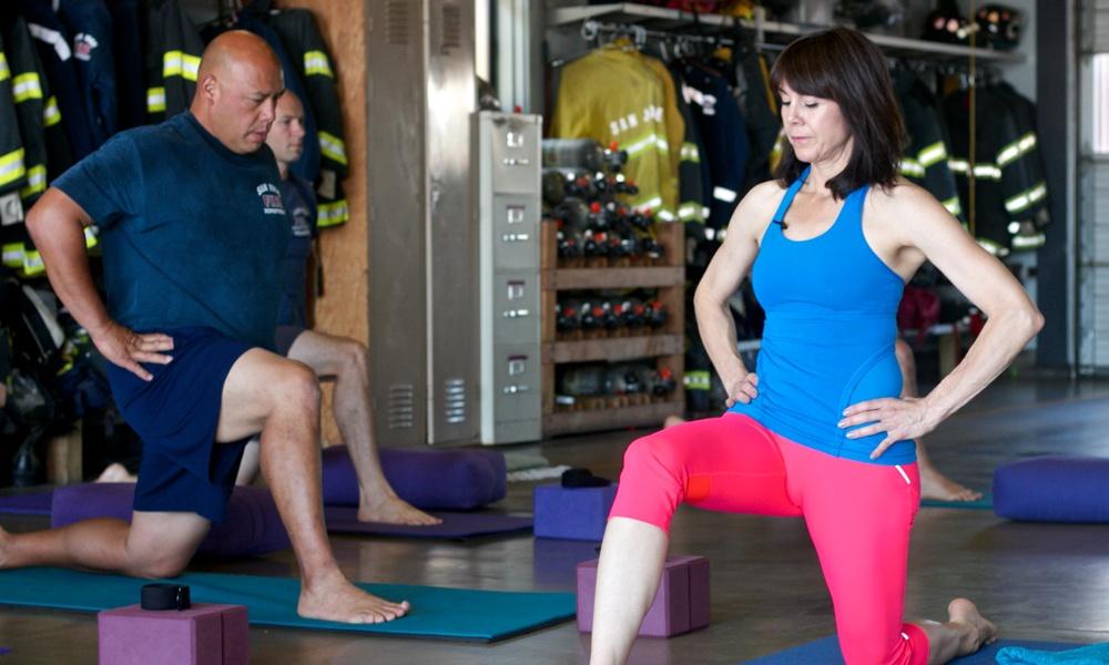 FireFlex Yoga - Active Wellness