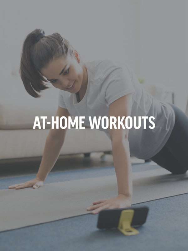 Active At Home Workout Link