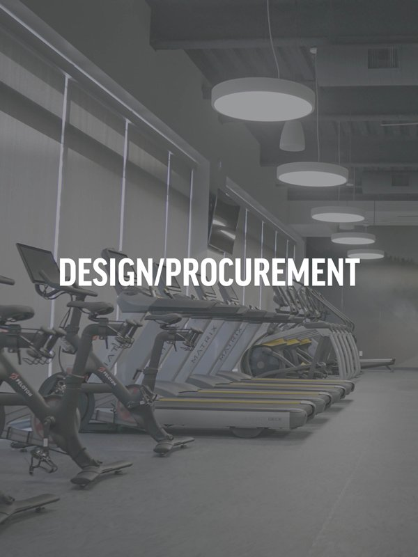 Active Wellness Design/Procurement