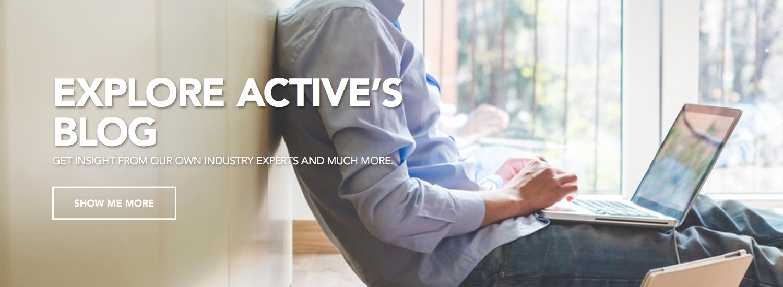 Active Wellness Blog